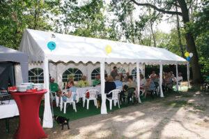 Sommerfest – nachher