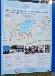 Unter Sehenswertes in Ferch fand man hier auch den Wietkiekenturm